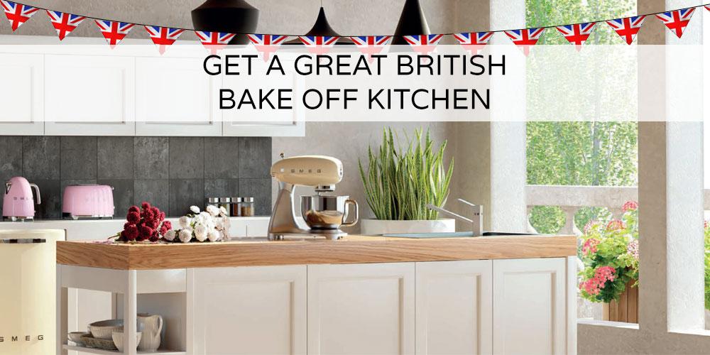 Get A Great British Bake Off Kitchen