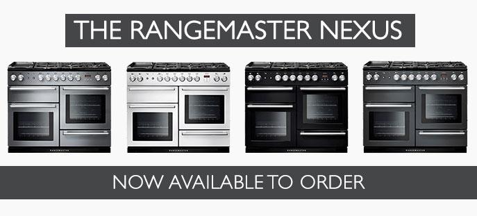 The Rangemaster Nexus Now Available Cookersandovens Blog