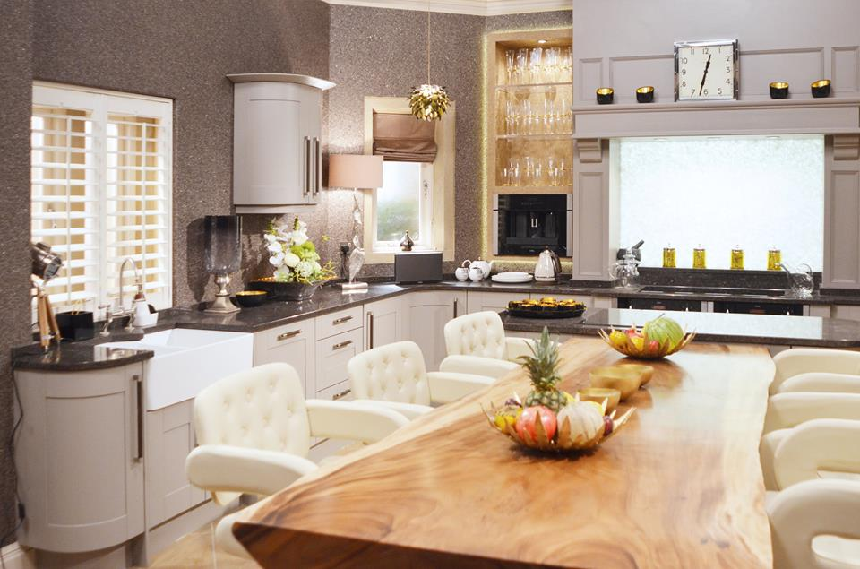 Get The Look Home Farm S Kitchen In Emmerdale