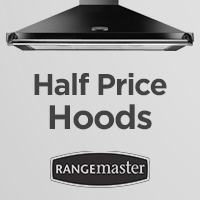 Get 50% off Rangemaster Hoods when you buy a Rangemaster Range Cooker