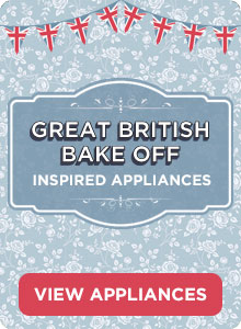 Great British Bake Off Inspired Appliances