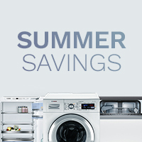 Save Up To £150 On Selected Bosch Appliances