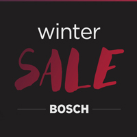 Save Up To £100 In Our Bosch Winter Sale