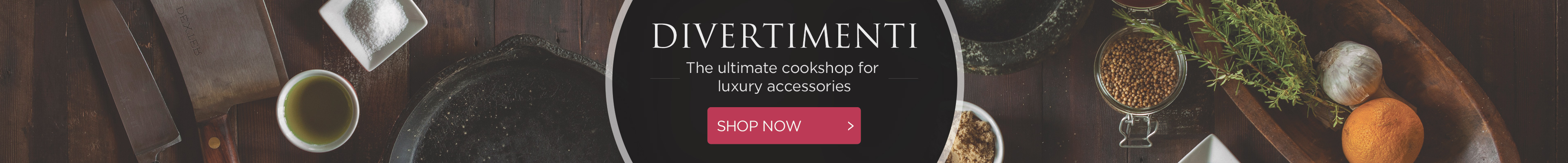 Find great kitchen utensils, cookware and bakeware at the official divertimenti store