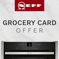 Get A Neff Grocery Card Worth Up To £140