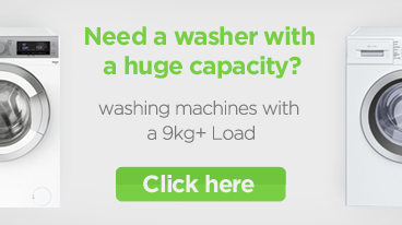 high capacity washing machines