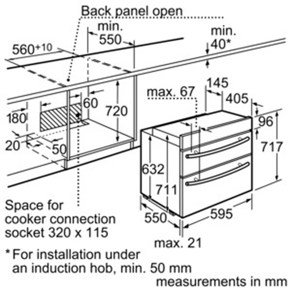 Gas Oven Installation Instructions