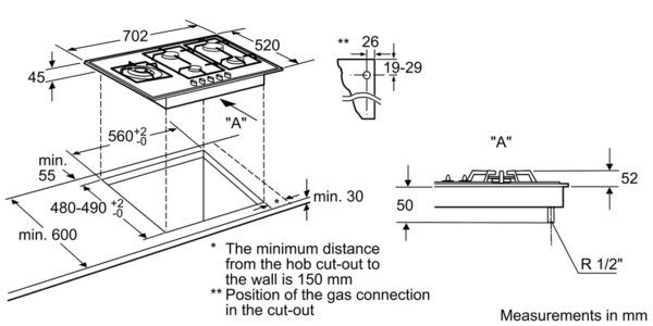 neff instruction nvmzhgl rh nvmzhgl webpin com Standing Gas Hob Gas Stove