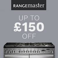 Claim Up To £150 Cashback On Classic Deluxe and Professional Deluxe range cookers