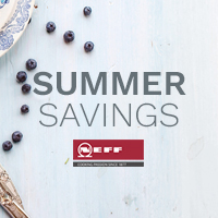 Save Up To £100 On Our Neff Summer Sale