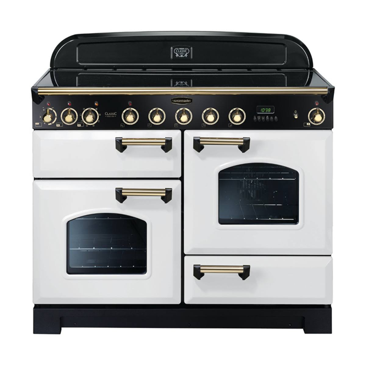 Rangemaster Cdl110eiwh B Classic Deluxe 110 Induction