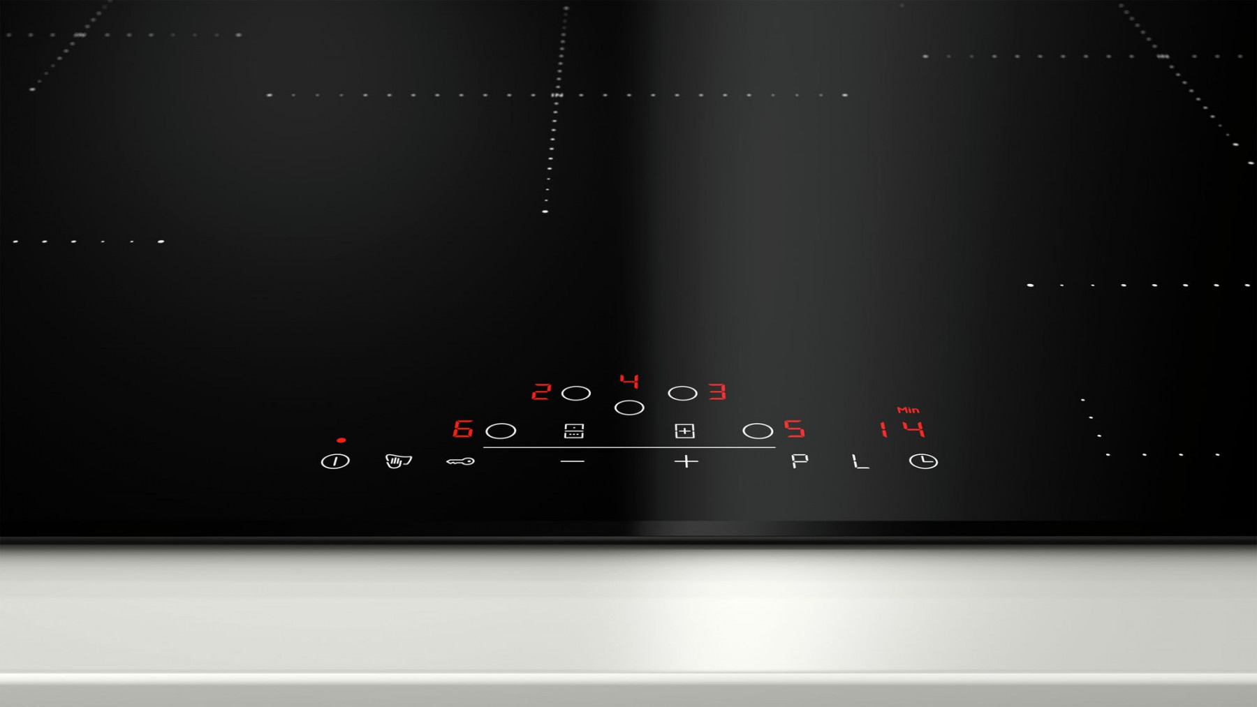 buy neff t48fd23x0 80cm electric induction hob. Black Bedroom Furniture Sets. Home Design Ideas