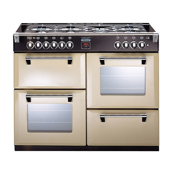 Stoves Richmond 1000GT Champagne 100 Gas Range Cooker