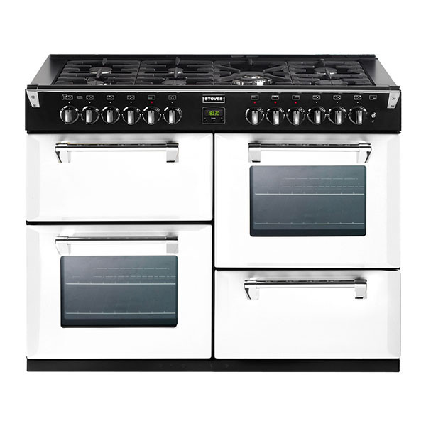 Stoves Richmond 1000DFT Icy Brook 100 Dual Fuel Range Cooker