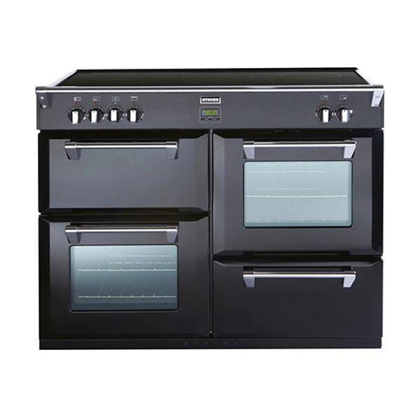 Stoves Richmond 1000Ei Black 100 Induction Range Cooker