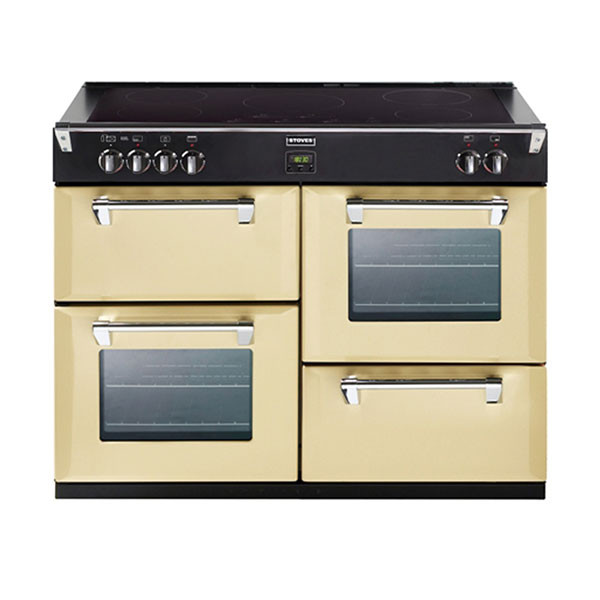 Stoves Richmond 1000Ei Champagne 100 Induction Range Cooker