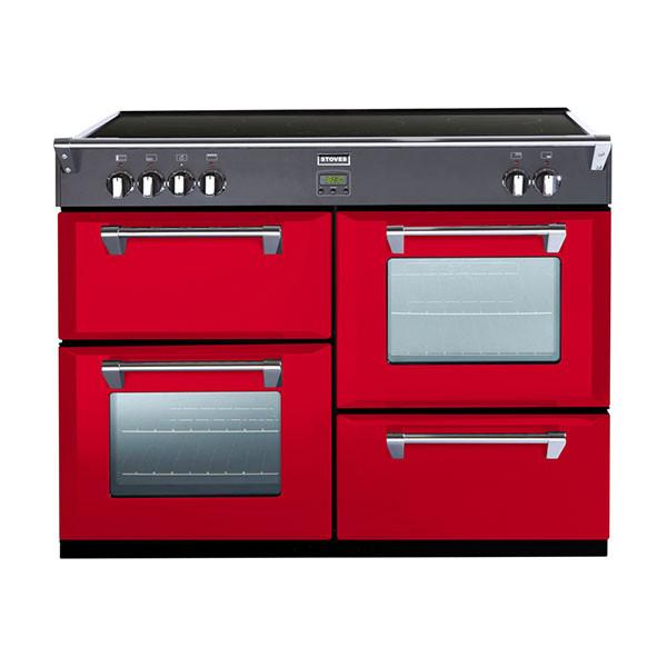 Stoves Richmond 1000Ei Hot Jalapeno 100 Induction Range Cooker