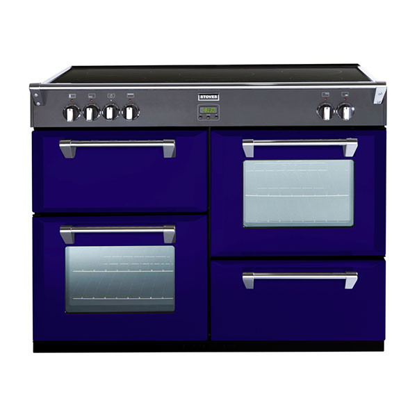 Stoves Richmond 1000Ei Midnight Gaze 100 Induction Range Cooker