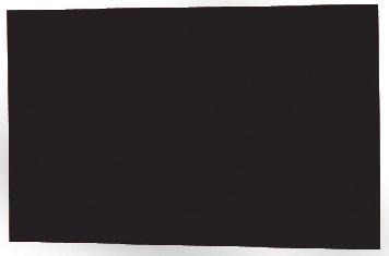 Rangemaster Universal 110cm Splashback Black UNBSP110BL/ 63290