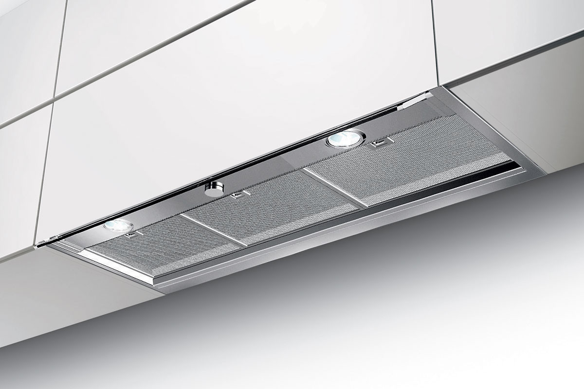 Faber In-Nova Smart 90cm Stainless Stainless Integrated Hood