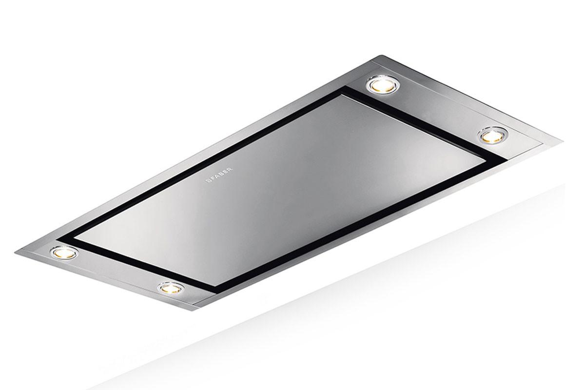 Faber Heaven 2.0 Slim 120cm Stainless Steel Ceiling Hood