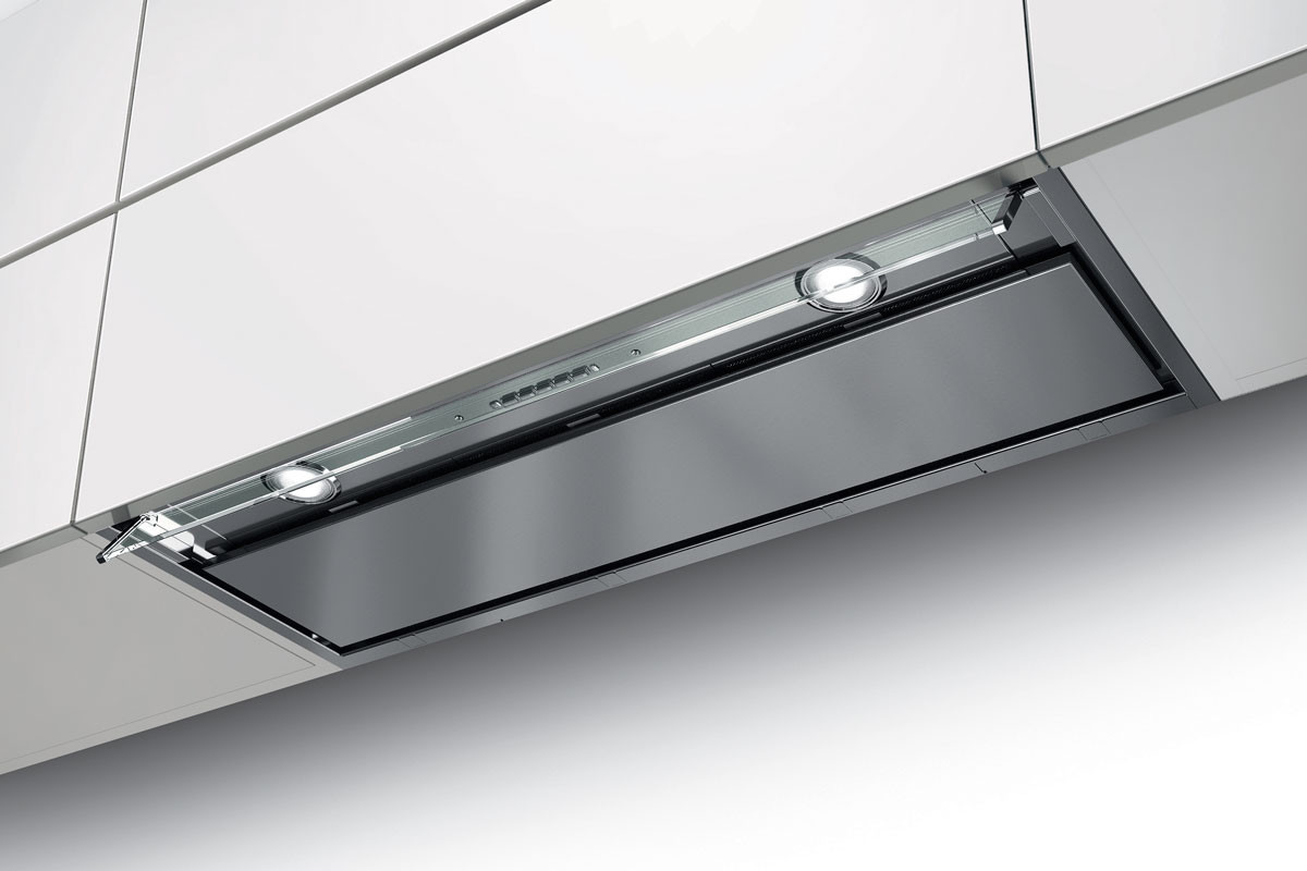 Faber In-Nova 120cm Stainless Stainless Integrated Hood