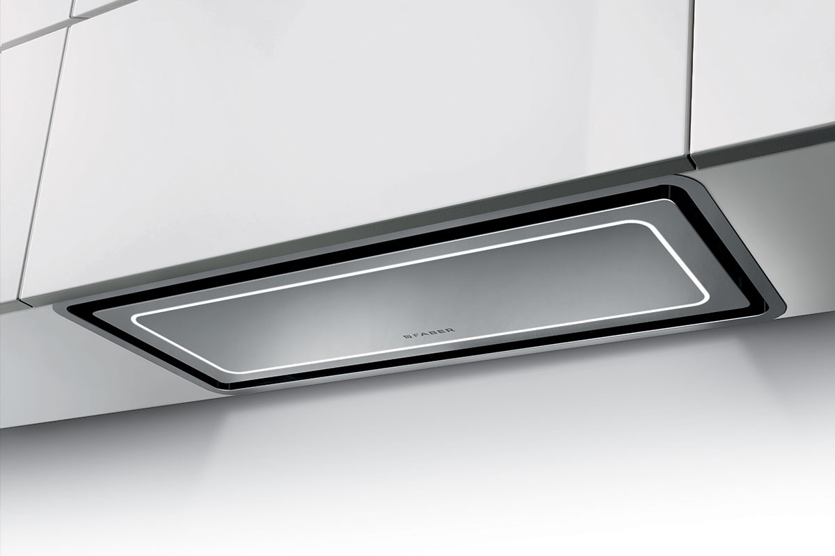 Faber In-Light 70cm Stainless Steel Integrated Hood