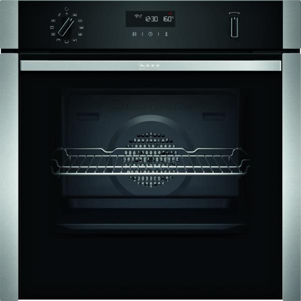 Neff N50 Slide & Hide Pyrolytic Single Oven B5ACH7AH0B