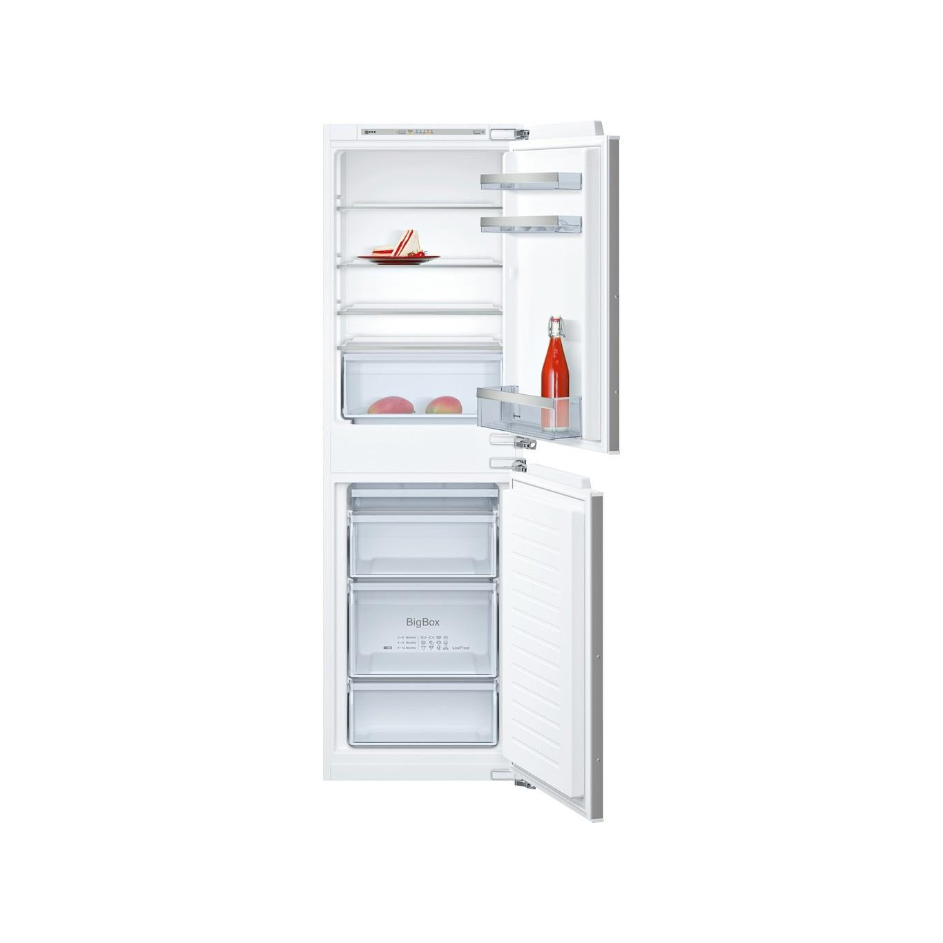 Neff N50 Built-In Fully Integrated 50/50 Fridge Freezer KI5852F30G
