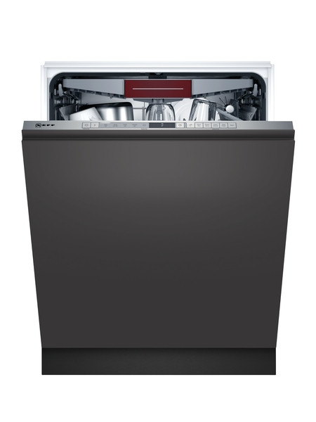 Neff N30 S153HCX02G Fully Integrated 60cm Dishwasher