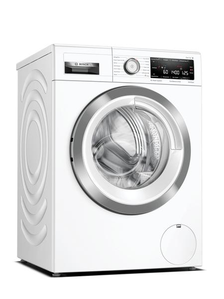 Bosch Serie 8 Freestanding 9kg A+++ Rated Washing Machine WAV28MH3GB