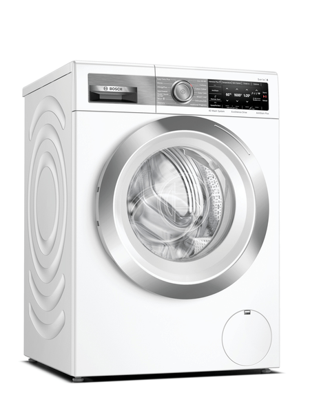 Bosch Serie 8 Freestanding 10kg A+++ Rated Washing Machine WAX32GH4GB