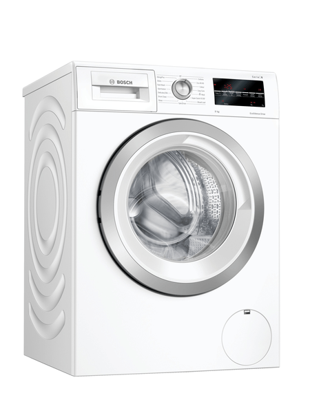 Bosch Serie 6 Freestanding 9kg A+++ Washing Machine WAU28T64GB