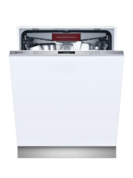 Neff N50 S155HVX15G Fully Integrated 60cm Dishwasher