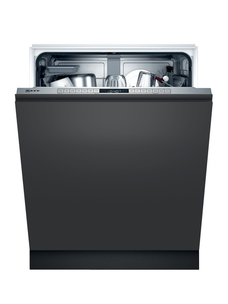Neff N50 S155HAX27G Fully Integrated 60cm Dishwasher