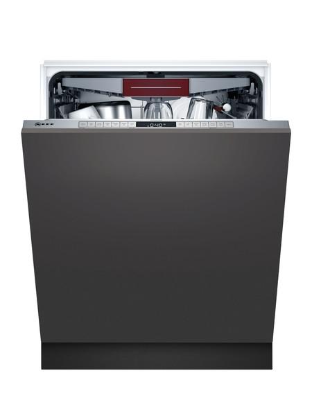 Neff N50 S195HCX26G Fully Integrated 60cm Dishwasher