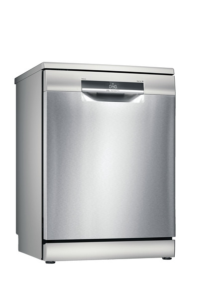 Bosch Serie 6 60cm Lacquered Stainless Steel Freestanding Dishwasher SMS6EDI02G
