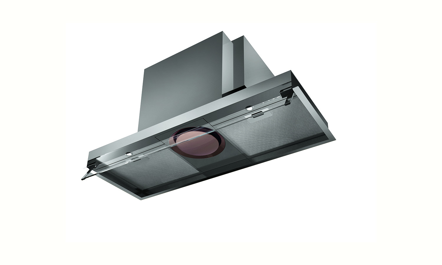 Faber Ilma 60cm Stainless Steel Integrated Hood