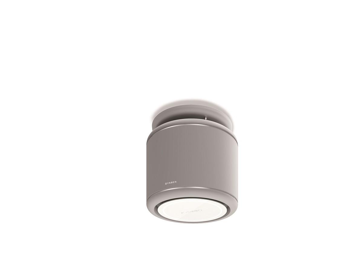Faber Odette Plus 50cm Grey Matt F-Light Hood