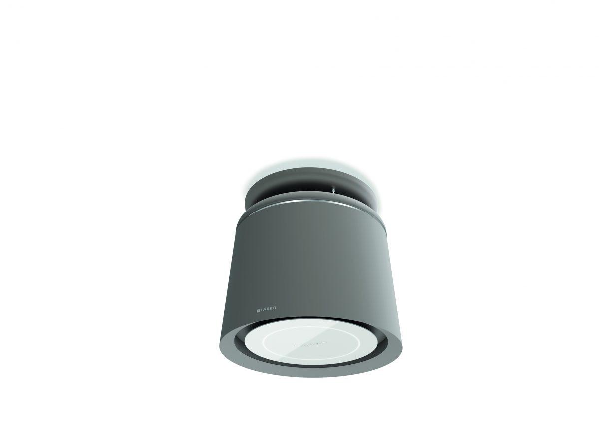 Faber Celine 60cm Country Grey Matt F-Light Hood