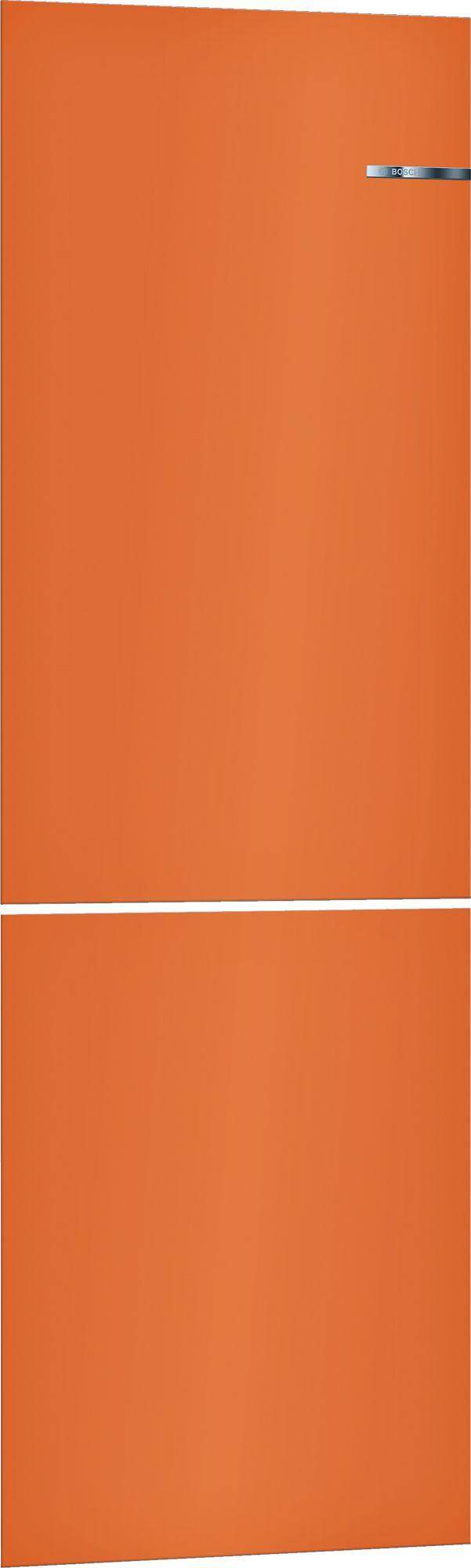 Bosch KSZ1BVO00 203cm Orange Vario Style Clip Door Set