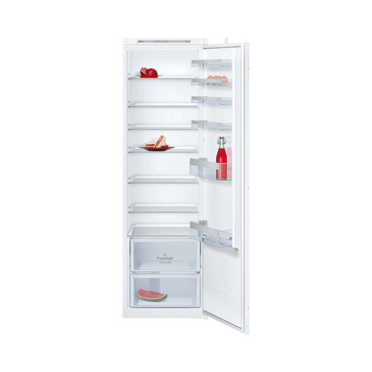 Neff N50 Built-In Fully Integrated FreshSafe 177cm Tall Larder Fridge KI1812SF0G