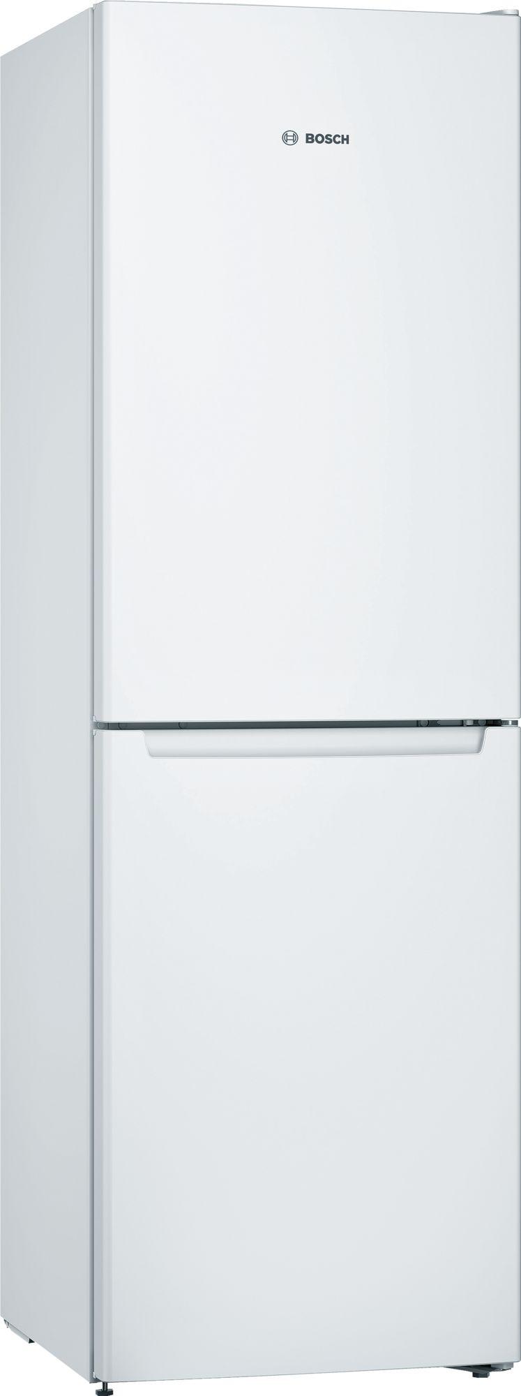 Bosch Serie 2 KGN34NWEAG Freestanding White Fridge Freezer