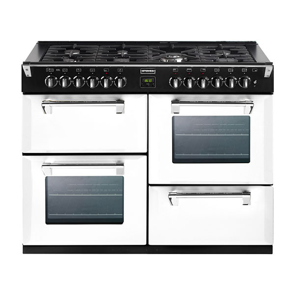 Stoves Richmond 1100DFT Icy Brook Dual Fuel Range Cooker