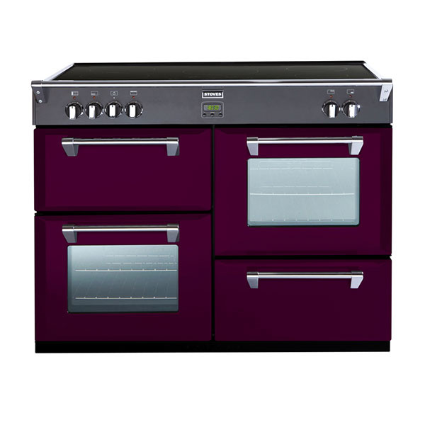 Stoves Richmond 1100Ei Wild Berry Induction Range Cooker
