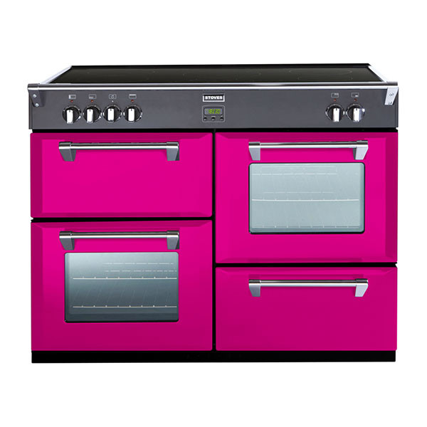 Stoves Richmond 1100Ei Floral Burst Induction Range Cooker