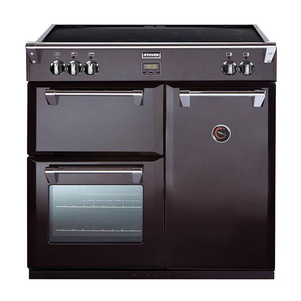 Stoves Richmond 900Ei Black 90 Induction Range Cooker