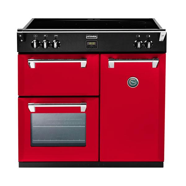 Stoves Richmond 900Ei Hot Jalapeno 90 Induction Range Cooker