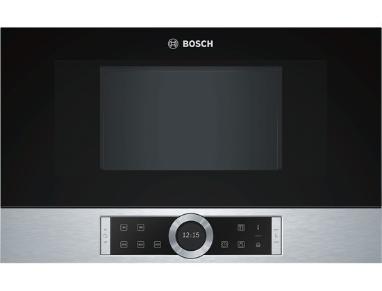 Bosch BFL634GS1B Built-in Microwave Oven