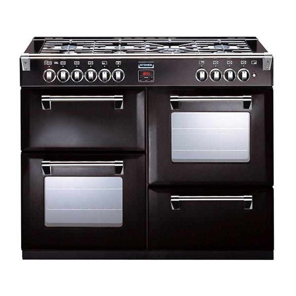 Stoves Richmond 1000GT Black 100 Gas Range Cooker